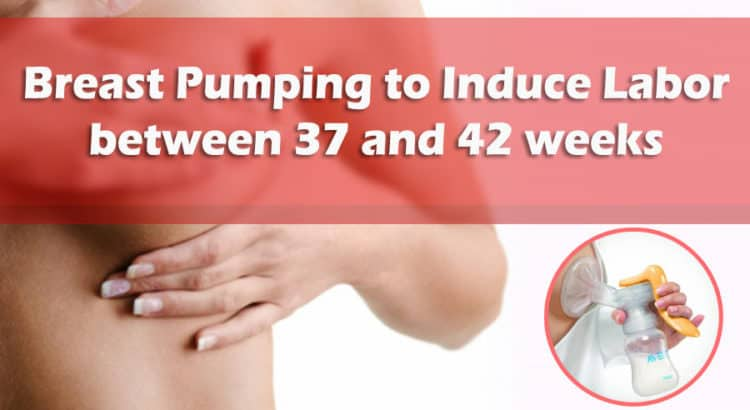 pumping to induce labor