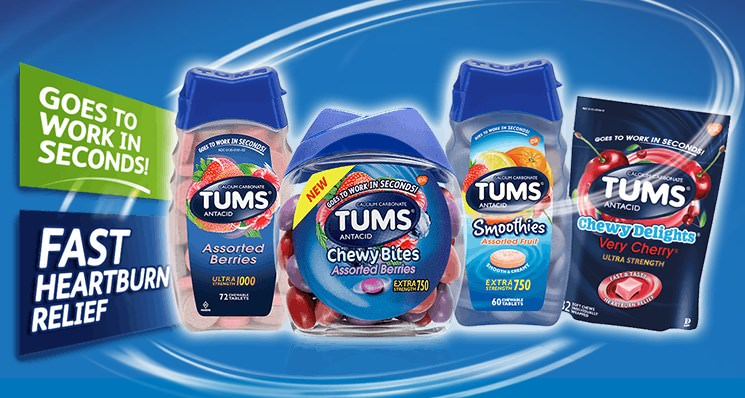 Tums pregnancy class